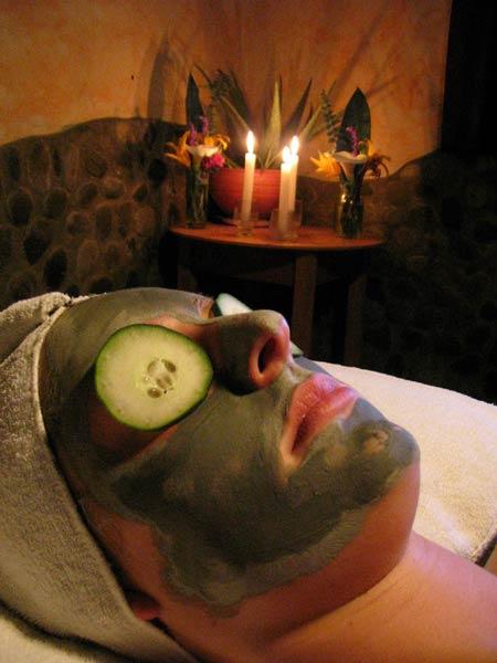 Rejuvenating facial