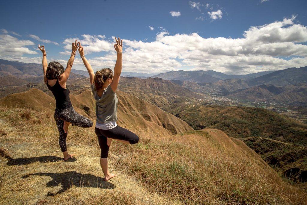 Yoga Vilcabamba